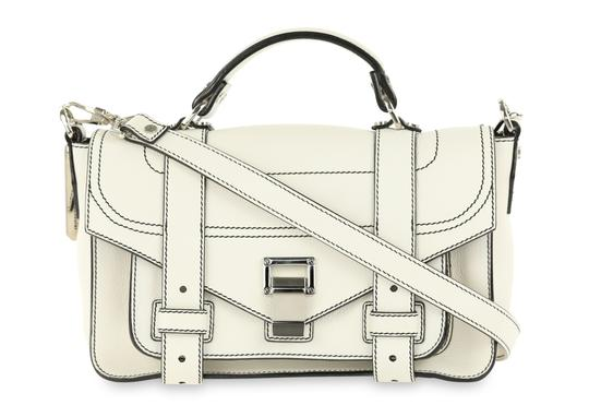 Preload https://img-static.tradesy.com/item/23210619/proenza-schouler-tiny-ps1-white-calfskin-leather-satchel-0-2-540-540.jpg