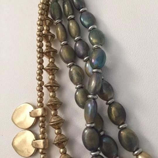 Lucky Brand Lucky Brand Multi Layers Necklace JLRY4512