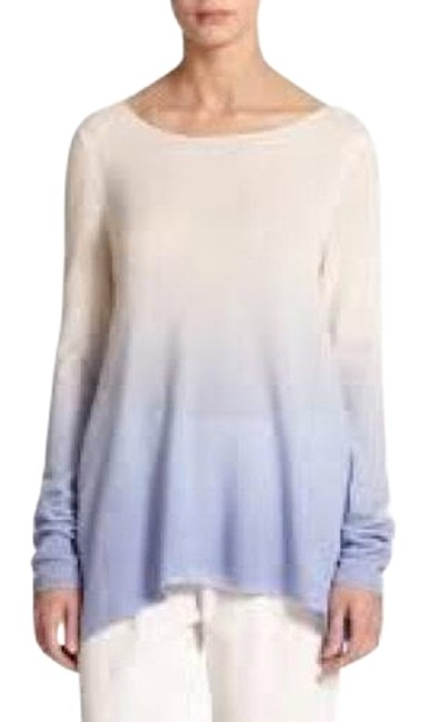 Preload https://img-static.tradesy.com/item/23210908/joie-cashmere-blue-ombre-sweater-0-4-650-650.jpg