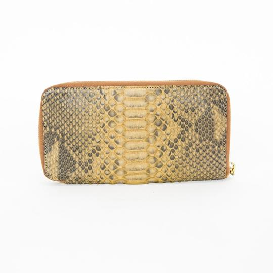 Unknown Brown Python Wallet