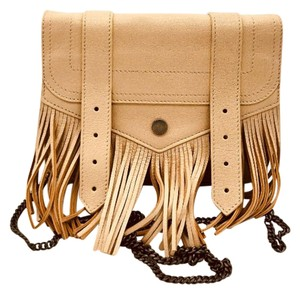 Proenza Schouler Fringe Ps1 Ps2 Ps3 Chain Wallet Cross Body Bag
