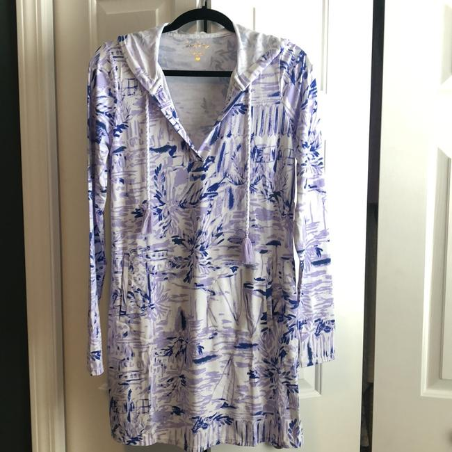 Lilly Pulitzer short dress Lilac Verben on Tradesy
