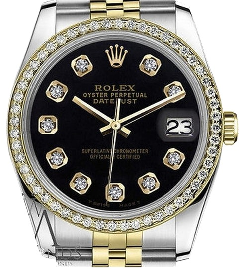 Preload https://img-static.tradesy.com/item/23211215/rolex-womens-26mm-datejust-tone-black-color-dial-with-diamonds-watch-0-1-540-540.jpg