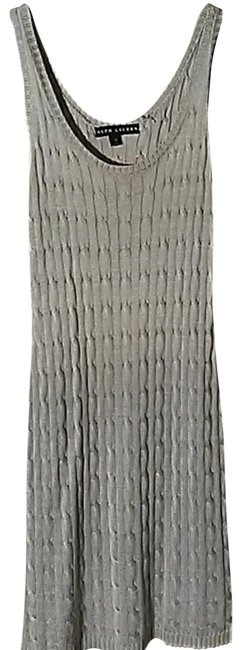 Preload https://img-static.tradesy.com/item/23211225/ralph-lauren-collection-cable-knit-short-casual-dress-size-8-m-0-2-650-650.jpg