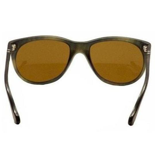 Persol Persol Women Sunglasses PO3097S 1017/33 Grey/Green Frame Brown Lens