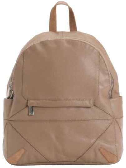 Preload https://img-static.tradesy.com/item/23211305/sorial-candace-taupe-leather-backpack-0-1-540-540.jpg