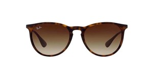 "Ray-Ban NEW Erika RB 4171 8615/13 ""FREE 3 DAY SHIPPING"" Semi Round Sunglasses"