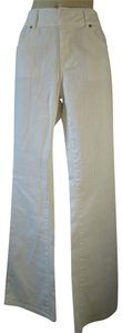 Cache Straight Pants white
