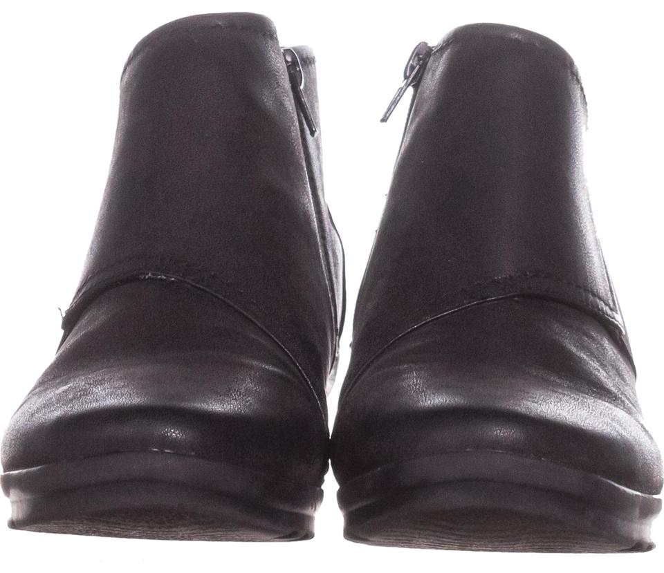 Clarks Black Cloudsteppers By Sillian Sway Ankle 946 Boots