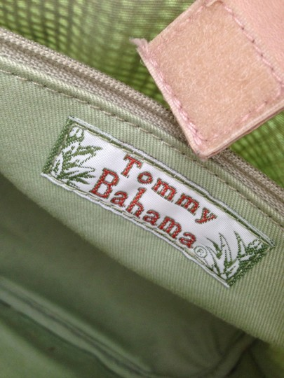 Tommy Bahama Tan Clutch Image 5