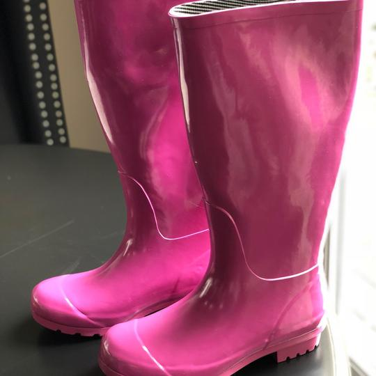 Target Pink Boots