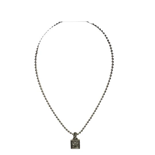 Preload https://img-static.tradesy.com/item/23211695/chrome-hearts-silver-1998-925-sterling-necklace-0-0-540-540.jpg