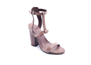 Brunello Cucinelli Leather Brown Sandals