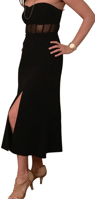 Preload https://img-static.tradesy.com/item/23212145/cinq-a-sept-black-honora-ready-for-red-carpet-long-cocktail-dress-size-2-xs-0-1-650-650.jpg
