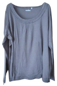 Caslon Cotton Plus-size Longsleeve Tunic