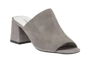 Jeffrey Campbell Grey Mules