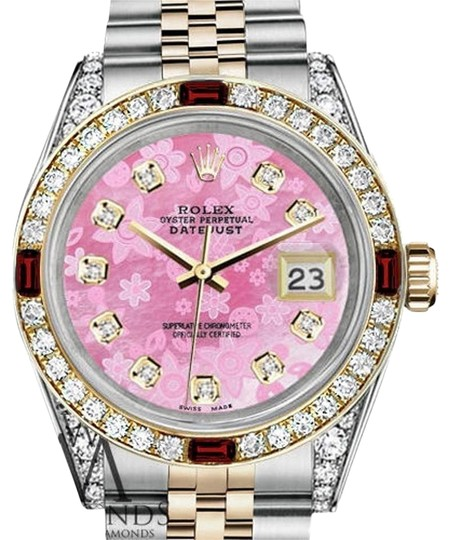 Preload https://img-static.tradesy.com/item/23212415/rolex-steel-and-gold-36mm-datejust-pink-flower-mop-dial-ruby-and-diamond-watch-0-1-540-540.jpg