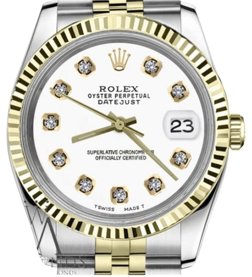 Preload https://img-static.tradesy.com/item/23212465/rolex-women-s-26mm-datejust2tone-white-color-dial-with-diamonds-watch-0-1-540-540.jpg