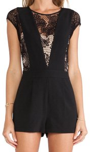 d46089b2807 Black BCBGMAXAZRIA Rompers   Jumpsuits - Up to 70% off a Tradesy ...