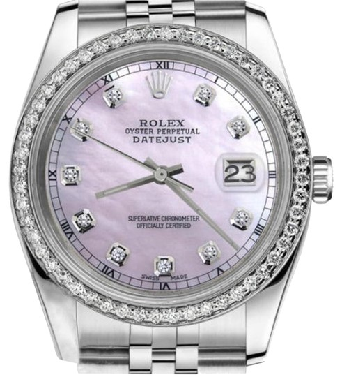 Preload https://img-static.tradesy.com/item/23212631/rolex-women-s-31mm-datejust-pink-mother-of-pearl-dial-diamond-accent-watch-0-1-540-540.jpg