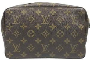 Louis Vuitton Authentic Louis Vuitton Trousse de Toilette
