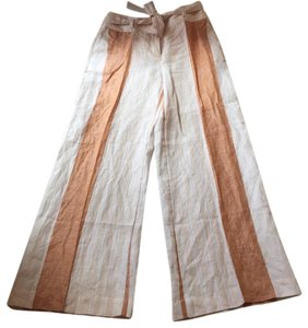 Anthropologie Flare Pants multi colored