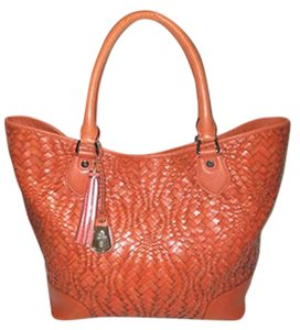 Cole Haan Leather Refurbished Genevieve Lined Hobo Bag