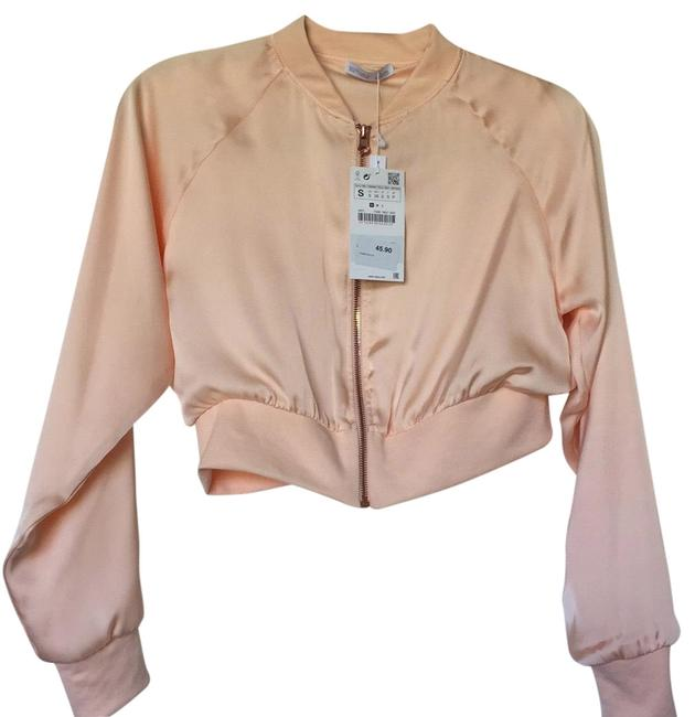 Item - Peach Jacket Size 4 (S)