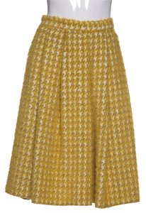 Daniela Corte Skirt Yellow