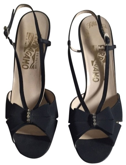 Preload https://item4.tradesy.com/images/salvatore-ferragamo-black-peau-de-soie-dressy-rhinestone-accents-slingback-prom-cocktail-formal-shoe-2321318-0-0.jpg?width=440&height=440