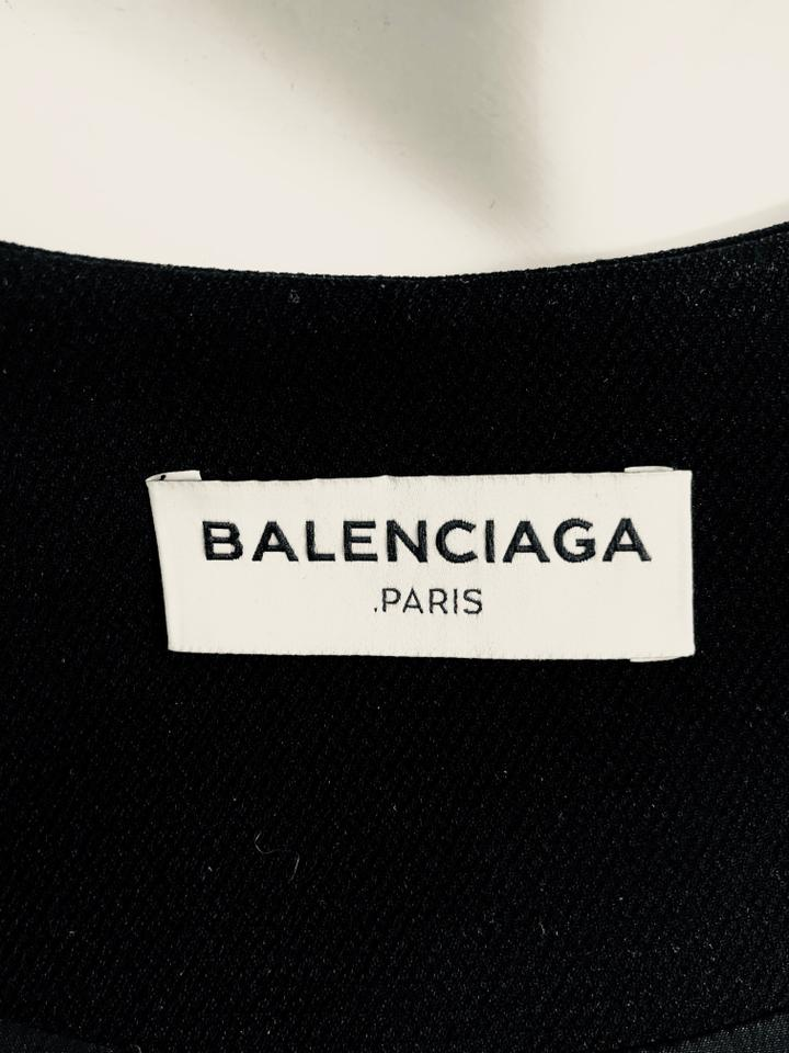 meet great fit shades of 645445f3 how to know balenciaga black runway jacket with ...
