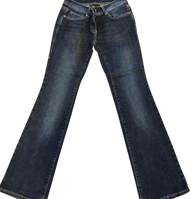 INC International Concepts Straight Leg Jeans Image 0