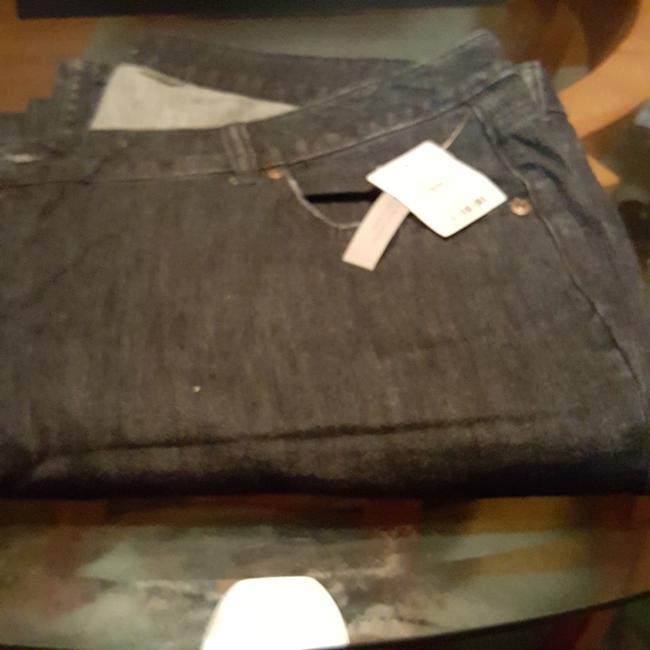 Caslon Relaxed Fit Jeans-Dark Rinse Image 1