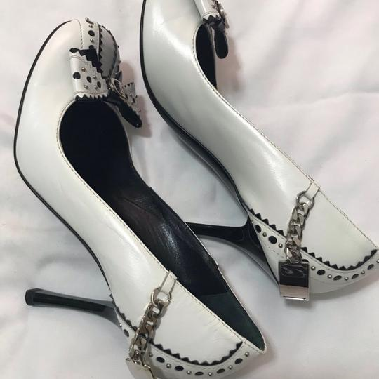 Dior white Pumps Image 3