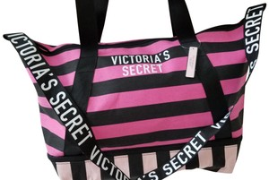 4e0133f7c3d Get Pink Victoria's Secret Weekend & Travel Bags for 70% Off or Less ...