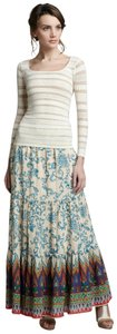 Free People Floral Paisley Maxi Skirt