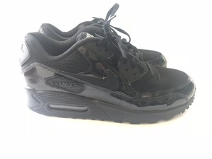 Nike Air Max Patent Leather Black Athletic