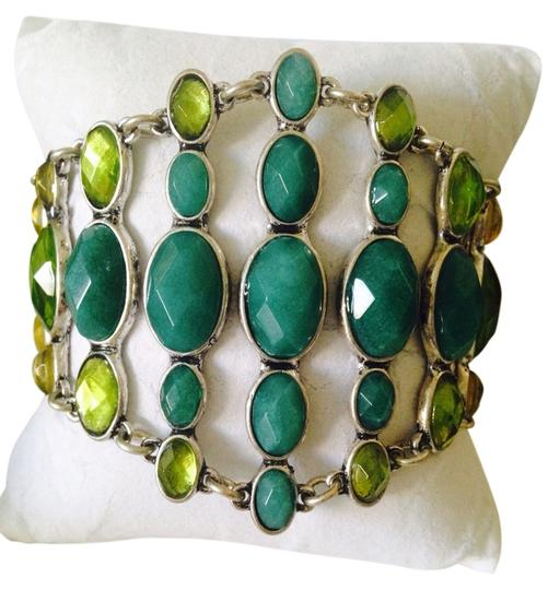 Preload https://img-static.tradesy.com/item/2321432/lucky-brand-shades-of-greensilver-bracelet-only-additional-matching-pieces-sold-seperately-0-0-540-540.jpg