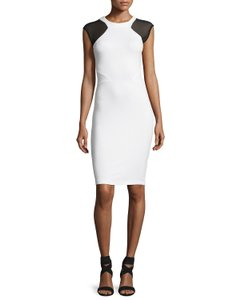 French Connection Panel Sheath Dress