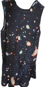 MADE Fashion Week for Impulse short dress Solar system Planets Sleeveless on Tradesy