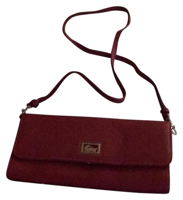 Item - Pink Leather Clutch