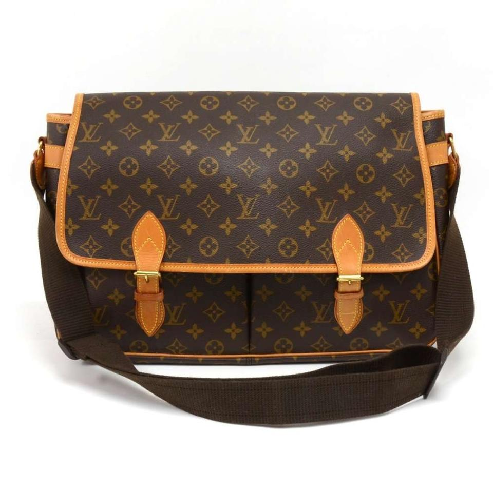 Louis Vuitton Bosphore Monogram -special Order Brown Canvas Messenger Bag 51c378f6a76ae
