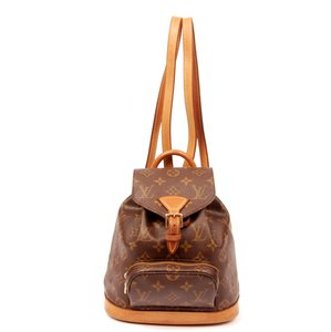 Louis Vuitton Montsouris Weekend/Travelbags Backpack