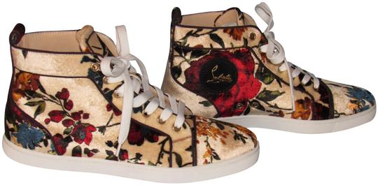 Preload https://img-static.tradesy.com/item/23215167/christian-louboutin-multicolor-new-bip-bip-orlato-floral-flat-high-top-sneakers-size-eu-39-approx-us-0-3-540-540.jpg