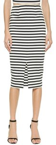 Nicholas Monaco Skirt Black/White