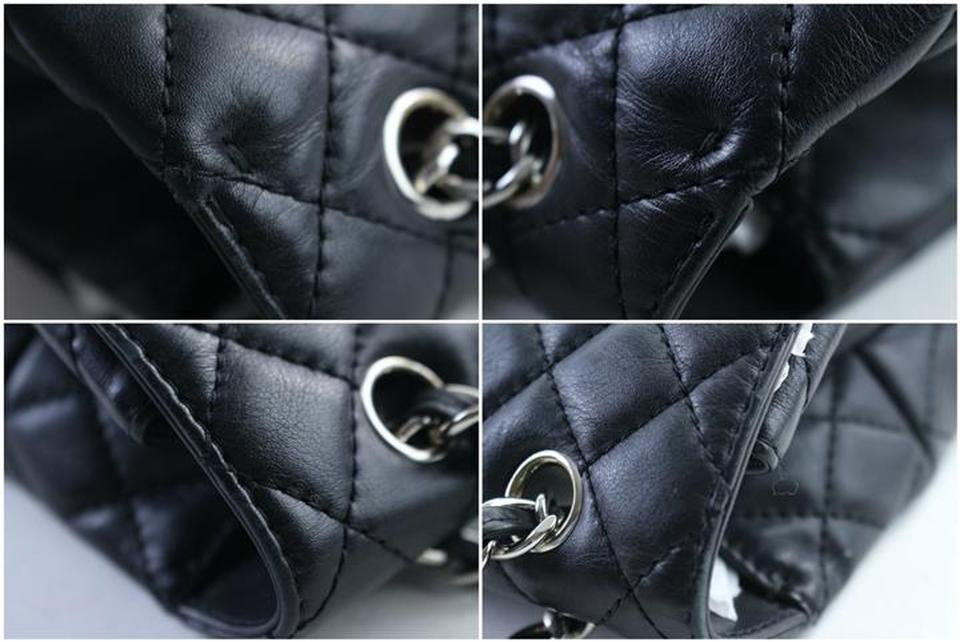 7c6499b11561 Chanel Lambskin Large Single Flap Inthebusiness Maxi Shoulder Bag Image 11.  123456789101112