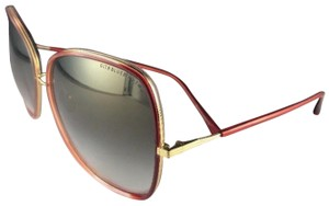 Dita New DITA Sunglasses BLUEBIRD TWO 21011-C-RED-GLD-65 Red Gold Grey Fade
