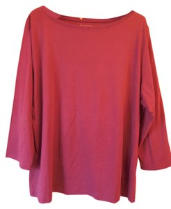 Talbots Pima Cotton New With Tags Plus-size Tunic