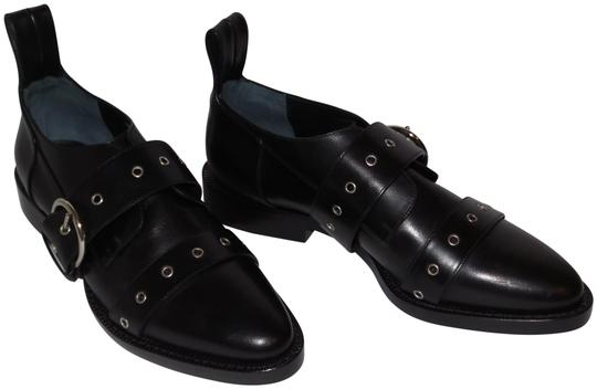 Preload https://img-static.tradesy.com/item/23215893/paco-rabanne-black-grommet-embellished-leather-derby-loafers-formal-shoes-size-eu-41-approx-us-11-re-0-1-540-540.jpg