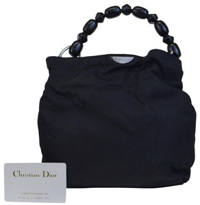 Dior Made In Italy Tote in Black